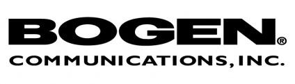 Bogen Intercoms and Paging